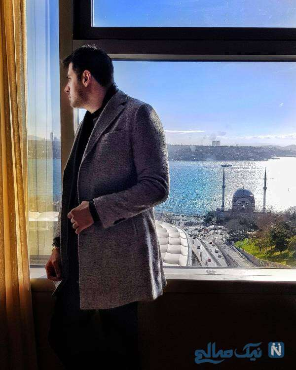 علی ضیا در استانبول