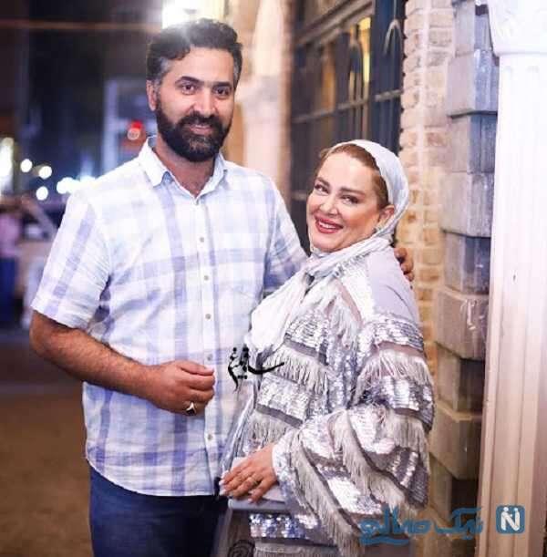 تصاویر بهاره رهنما و همسرش امیرخسرو