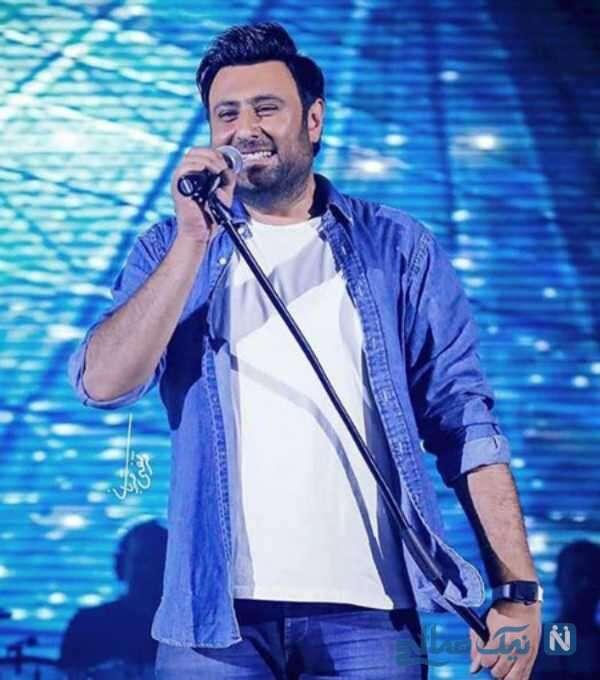 خواننده مشهور ایرانی