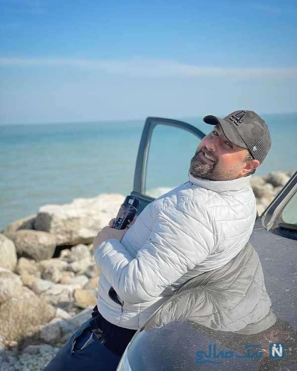 محمد علیزاده لب دریا
