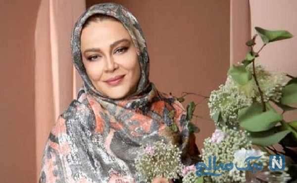 عاشقانه بهاره رهنما و همسرش با ست زیبای لباس شان برای روز عشق