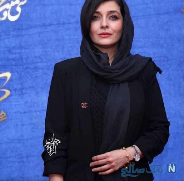 استایل ساره بیات در جشنواره فجر