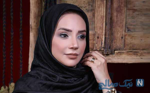 شبنم قلی خانی و مادرش و تبریک روز مادر خانم بازیگر