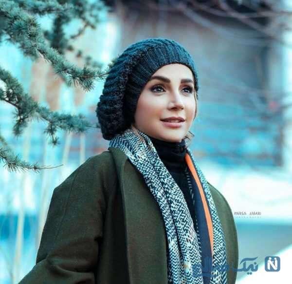 شبنم قلی خانی بازیگر معروف