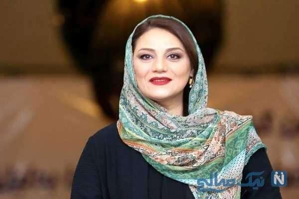 شبنم مقدمی و مادرش با تبریک ویژه بازیگر سریال دوپینگ برای روز مادر