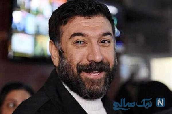 عکس دیده نشده از مرحوم علی انصاریان در لباس پاکبانی