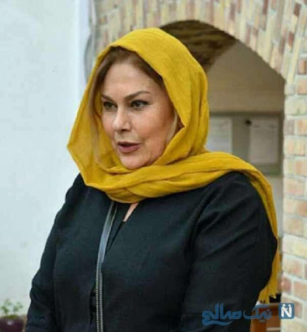 علت ازدواج نکردن مهرانه مهین ترابی بازیگر