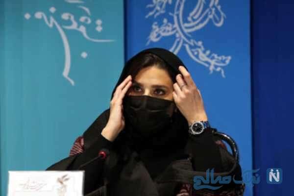 سحر دولتشاهی در هفتمین روز جشنواره فیلم فجر