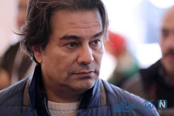 ماجرای ازدواج پیمان قاسم خانی با همسر جدیدش میترا ابراهیمی