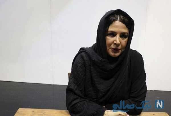 کاهش وزن شهره سلطانی بازیگر