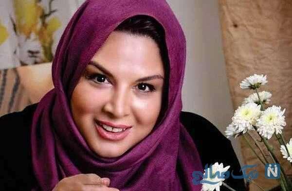 کاهش وزن شهره سلطانی بازیگر سریال خانه امن