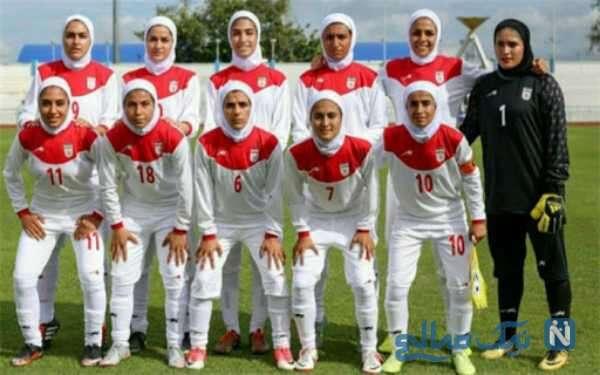 تیم فوتبال زنان
