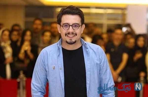 پست عاشقانه امیر کاظمی بازیگر لیسانسه ها برای تبریک تولد همسرش