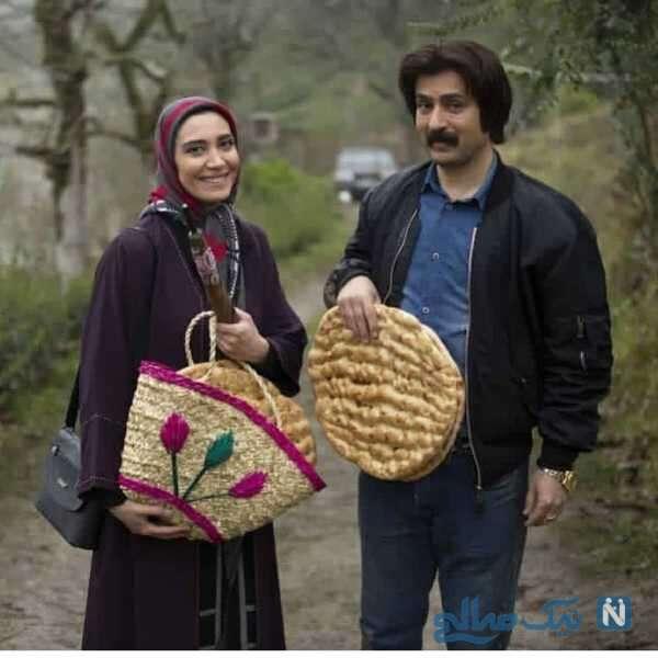 نیکی مظفری و احمد مهرانفر