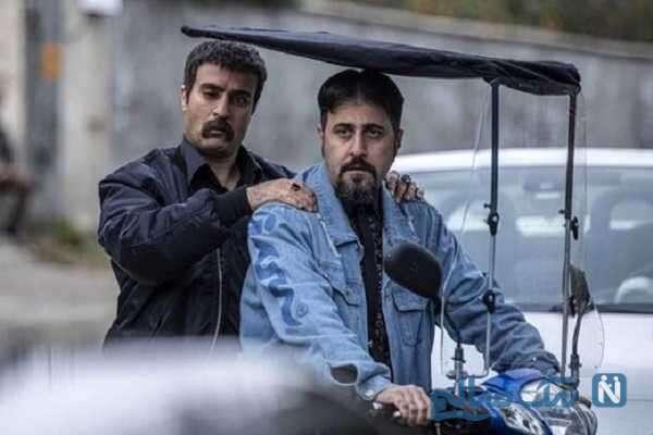 هومن حاج عبداللهی و احمد مهرانفر در پایتخت