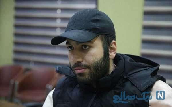 اولین فیلم از لحظه دستگیری علی صبوری در بیمارستان شهید رجایی تهران