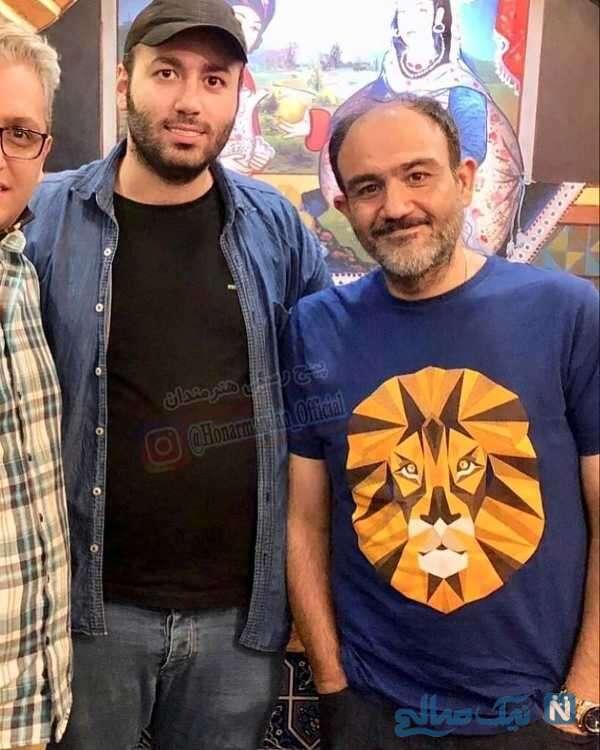 مهران غفوریان و علی صبوری