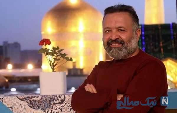 بازیگر معروف سینما و تلویزیون ایرانی