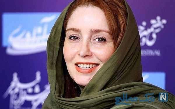 تست بازیگری جالب ژاله صامتی و علی ضیا دربرنامه نوروزی فرمول یک