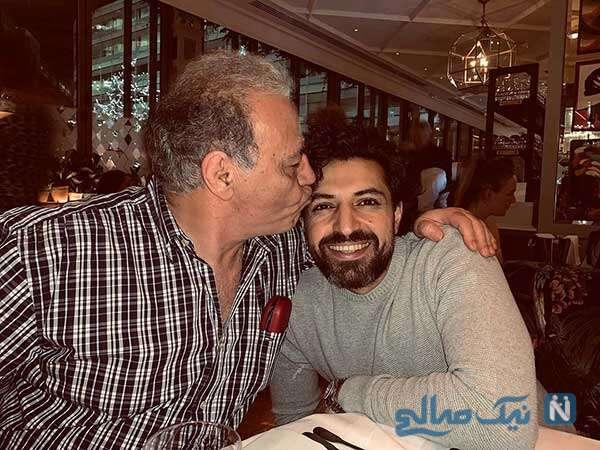 اشکان خطیبی بازیگر ایرانی