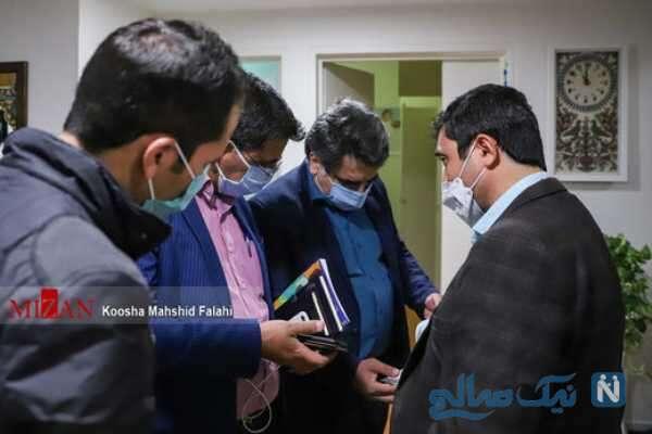 بازپرس ویژه قتل در منزل مجری معروف