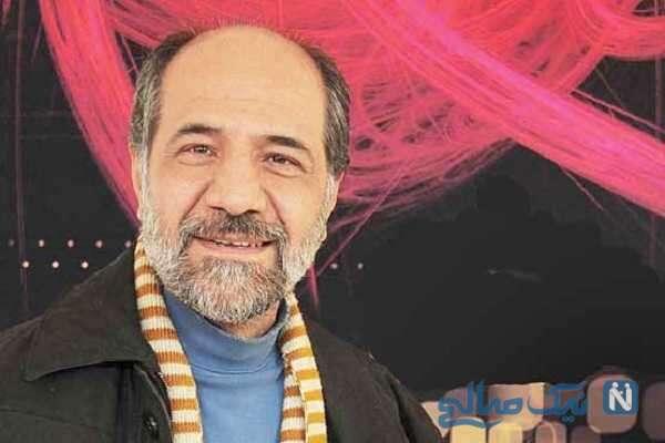 جشن تولد قاسم زارع بازیگر فیلم سینمایی کاتیوشا به وقت ۶۳ سالگی