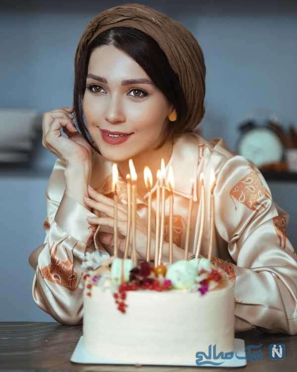 جشن تولد لاکچری شهرزاد کمال زاده