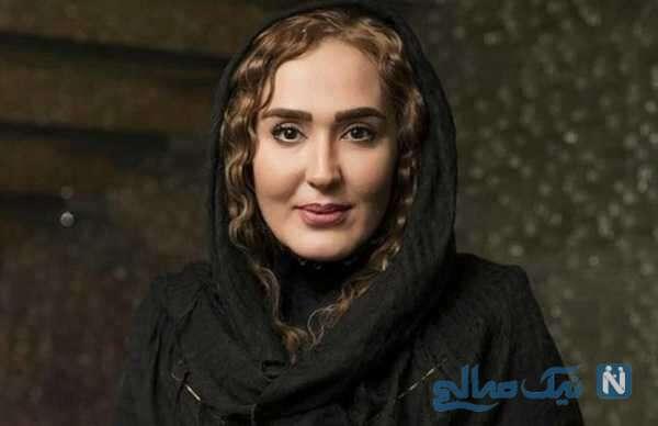 جشن تولد زهره فکور صبور بازیگر معروف به وقت ۴۳ سالگی