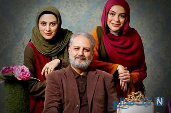 جلیل فرجاد و دخترانش