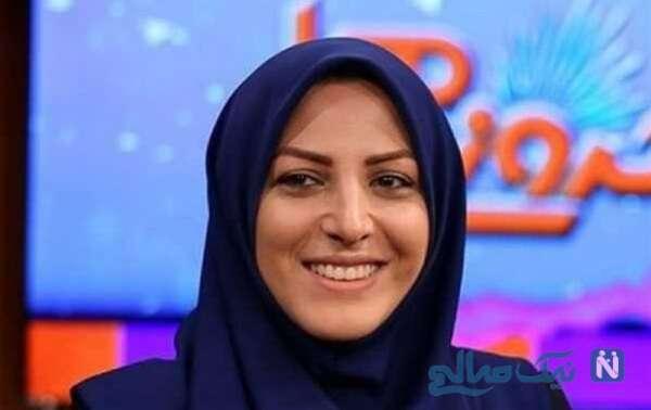 وضعیت المیرا شریفی مقدم مجری خبر پس از دریافت واکسن کرونای ایرانی