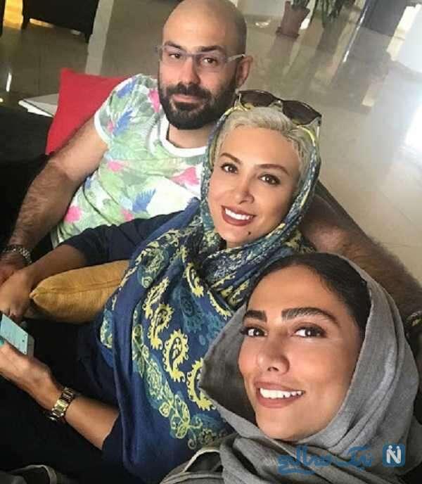همسر حدیثه تهرانی