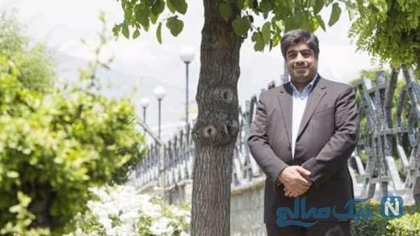 مصاحبه با محمد ابوالحسنی تهیه کننده دیرین دیرین