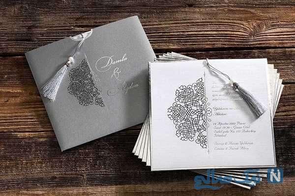 جنجال کارت دعوت داماد و عروس لبنانی به زبان فارسی!