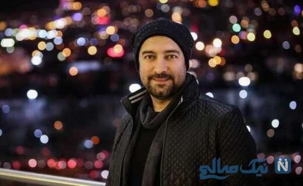 پست عاشقانه مجید صالحی بازیگر سینما برای تبریک روز زن به همسرش