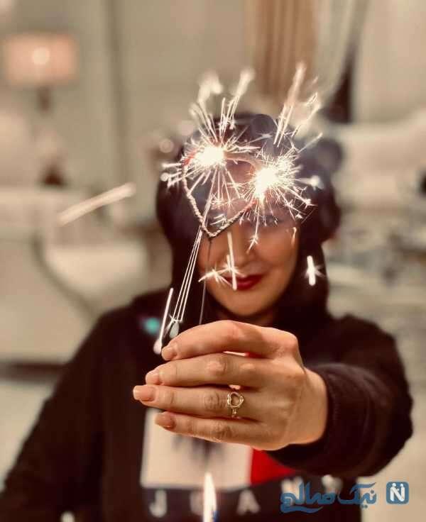 روز تولد مریم معصومی بازیگر