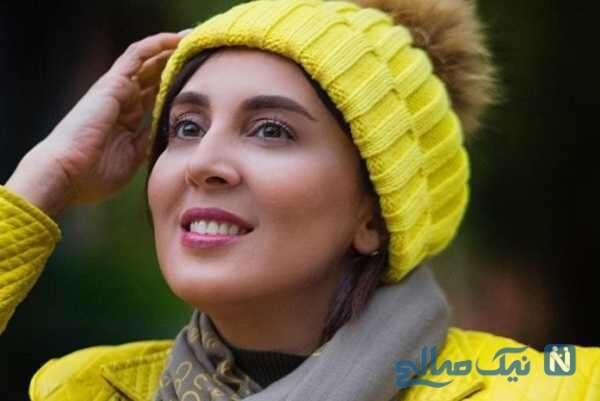 جشن تولد ۹ سالگی خواهرزاده لیلا بلوکات بازیگر سریال از سرنوشت