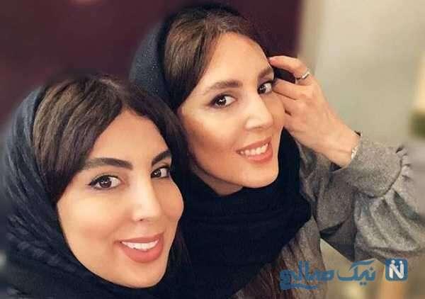 بازیگر مشهور و خواهرش
