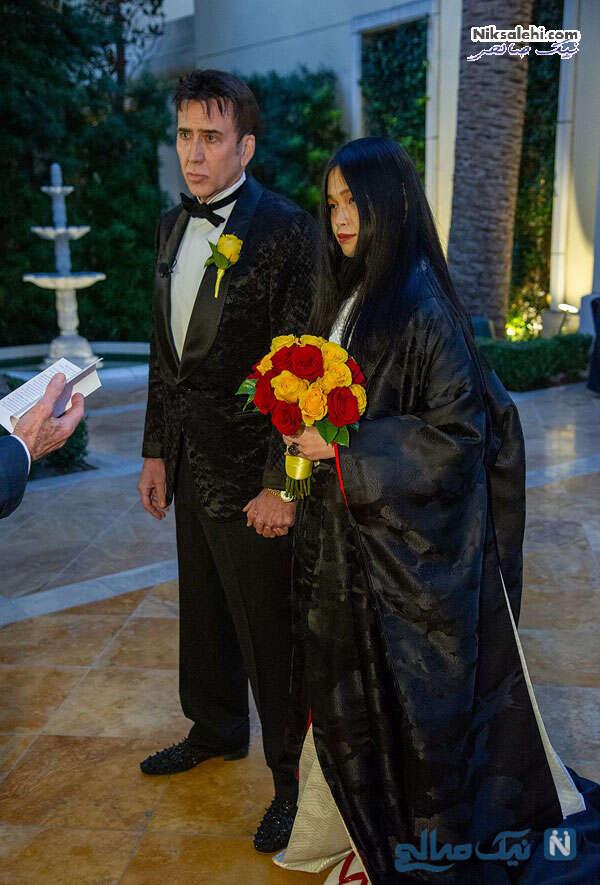 ازدواج نیکلاس کیج