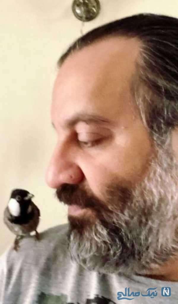 پرنده خوشبختی مهراب قاسم خانی