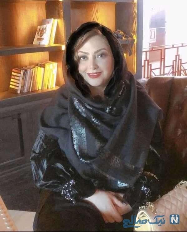 مریم سلطانی در کتابخانه