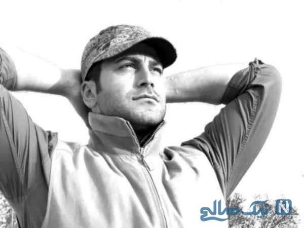 تصویری از روزبه حصاری بازیگر معروف