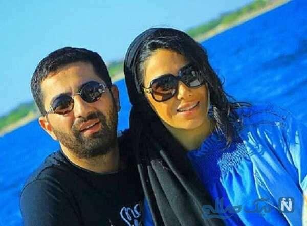 تصاویر علی سخنگو و همسرش