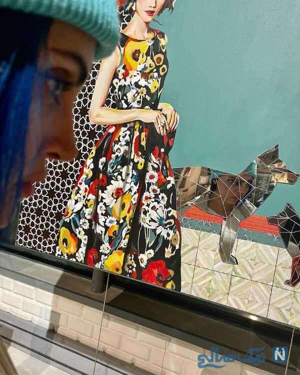 تصاویر الناز شاکردوست در گالری لاکچری