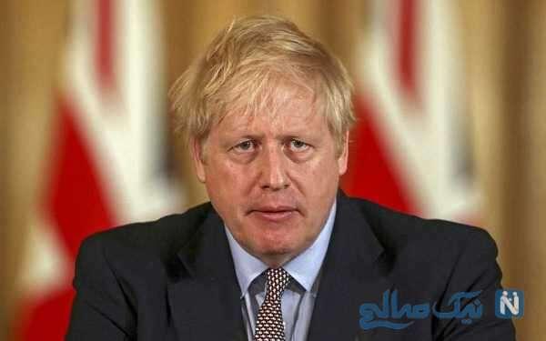 رسوایی اخلاقی و خیانت بوریس جانسون نخست وزیر انگلیس به مدل معروف