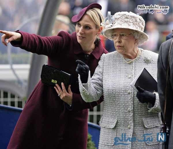 تولد نتیجه ملکه انگلیس