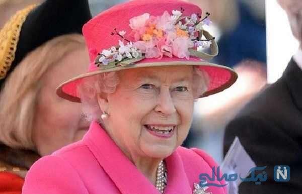 کشف بسته مشکوک به بمب در کاخ ملکه انگلیس