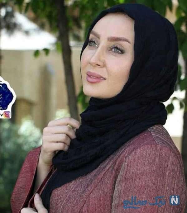 سولماز حصاری بازیگر سریال هست و نیست