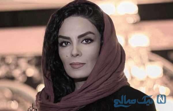 سورپرایز تولد سارا خوئینی ها بازیگر ایرانی در پشت صحنه توسط مهدی ماهانی