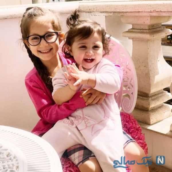 دختران بازیگر معروف