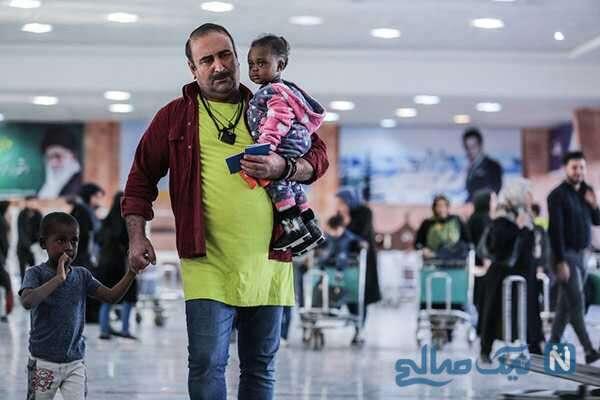تصویری از بازیگران سریال پایتخت